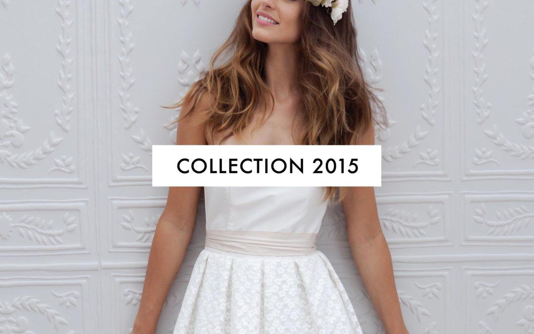 MARIE LAPORTE créatrice de robe de mariée