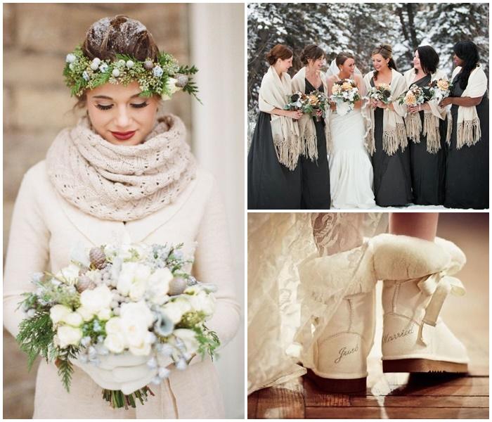 Se marier en hiver les conseils de l 39 agence d day bourgogne for Robes mignonnes pour les mariages d hiver