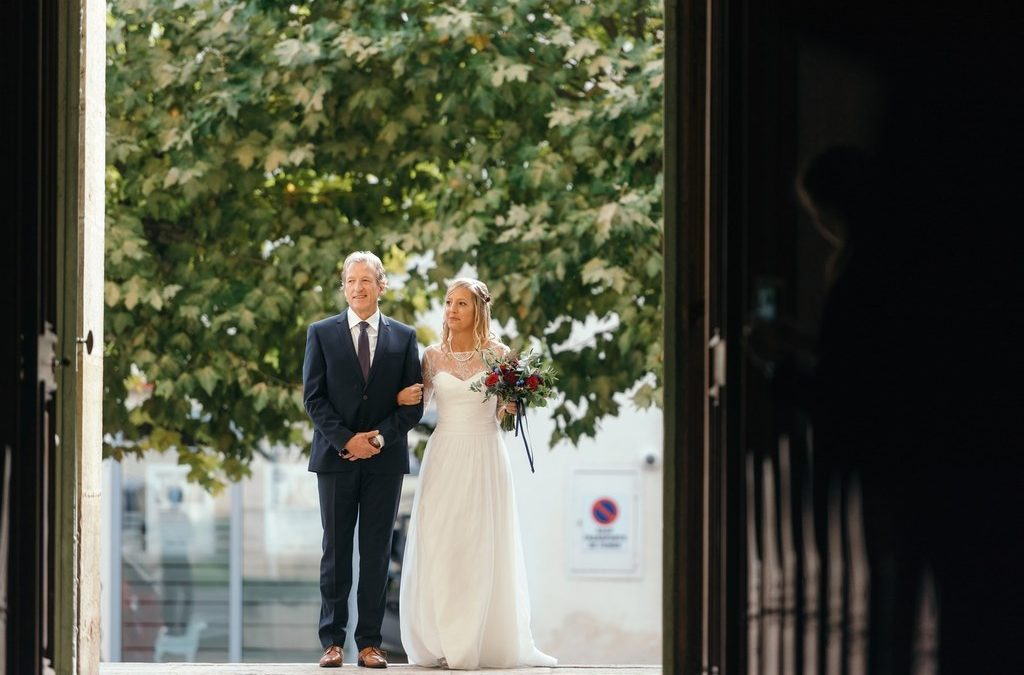 Musiques d'entrée de la cérémonie de mariage