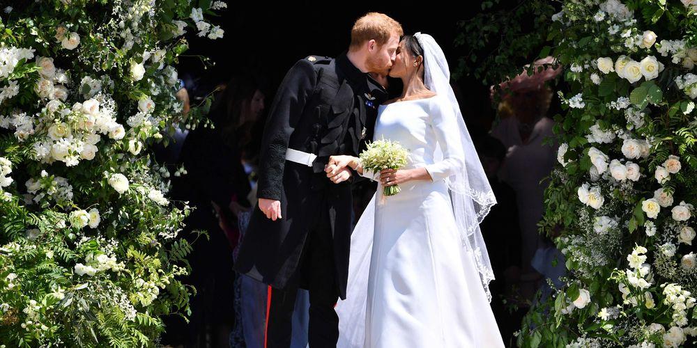 Mariage princier de Meghan et Harry - Dday