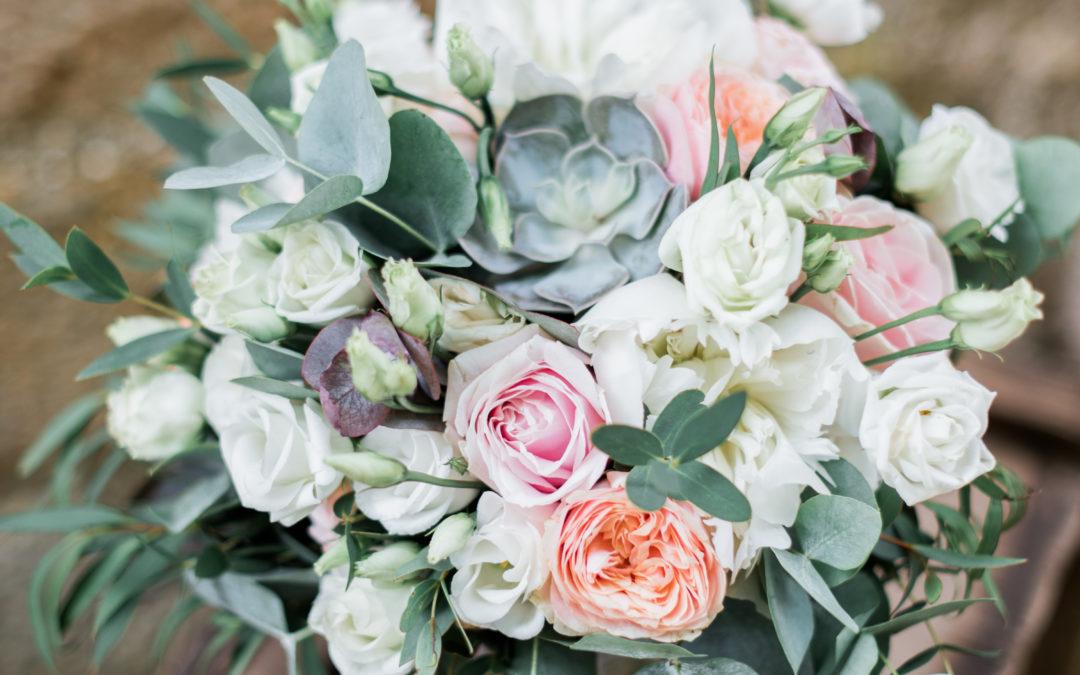 Les fleurs pour votre mariage