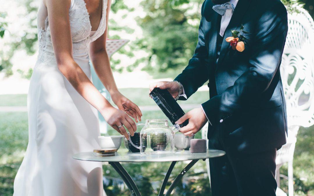 Le rituel de la fleur de thé en cérémonie