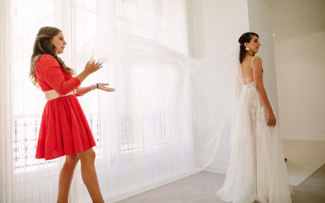 Pourquoi prendre une wedding planner ?