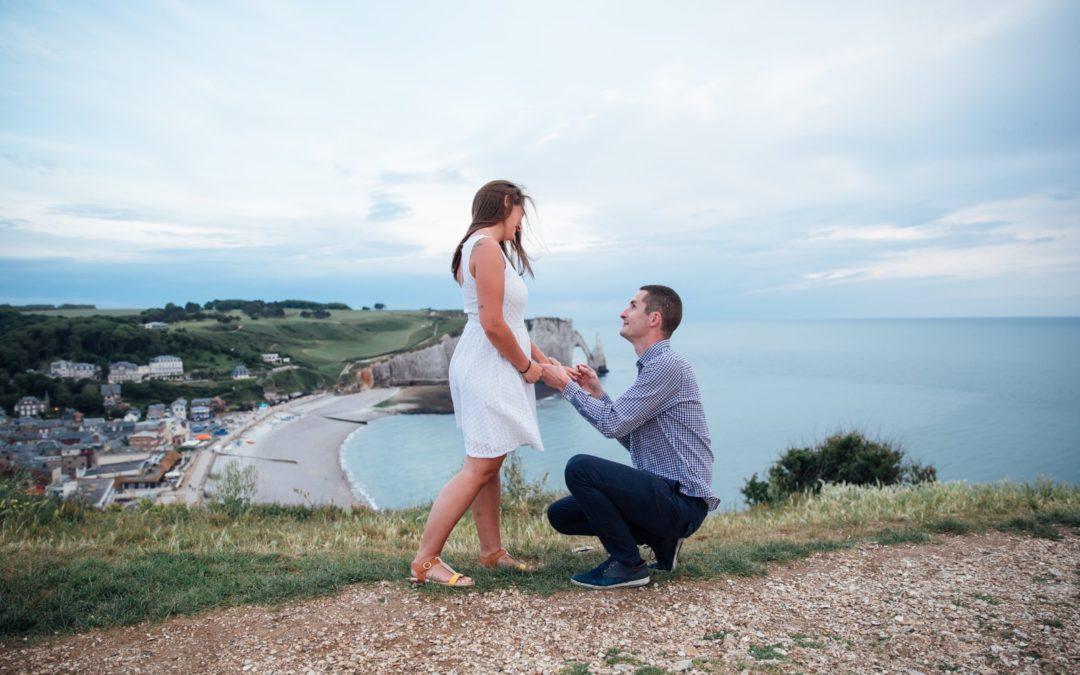 Organiser une demande en mariage