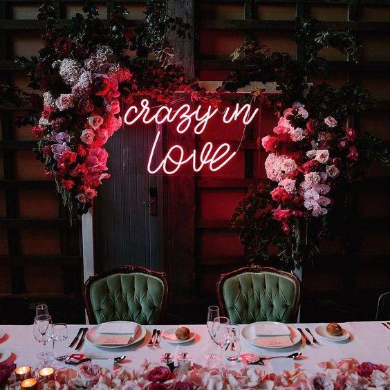 Les tendances décoration mariage