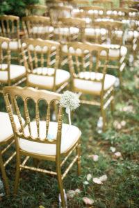 chaise de cérémonie