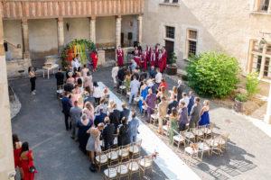 cérémonie laïque bilingue par D Day Wedding Planner