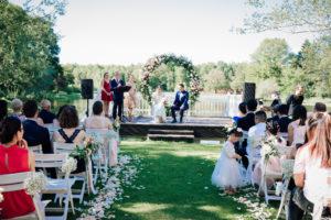 cérémonie laïque bilingue en Normandie par D Day wedding planner Normandie