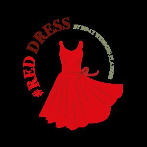 Red Dress D day wedding Planner