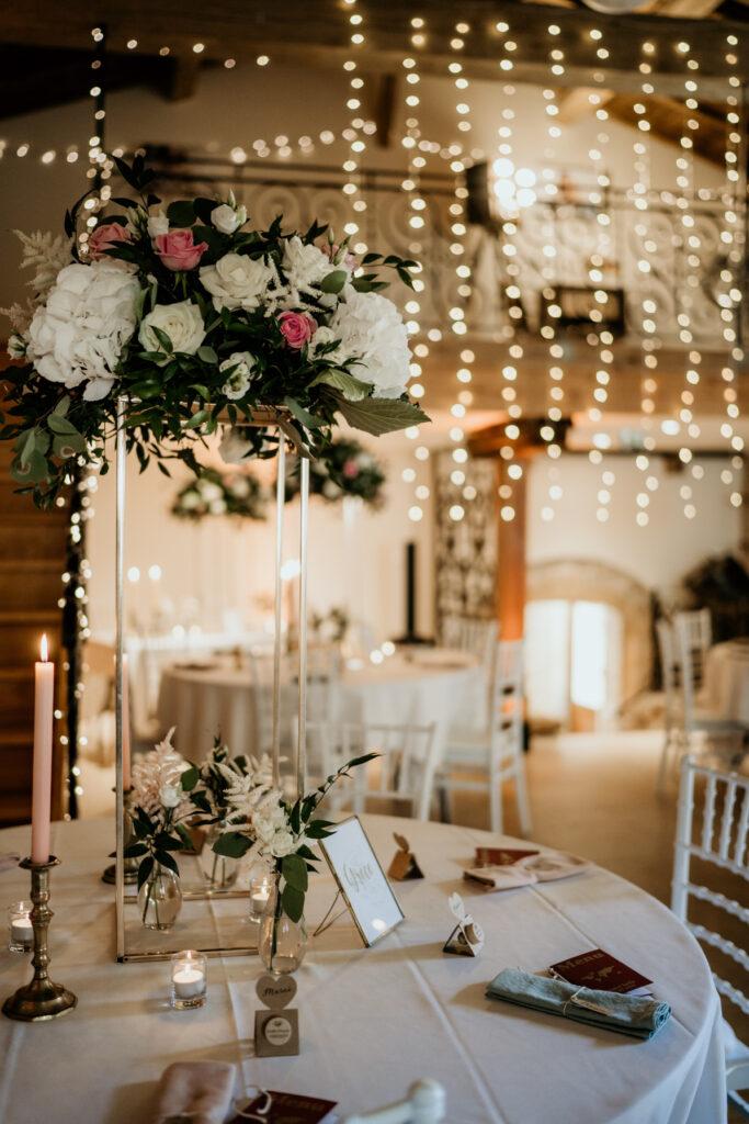 mariage rose et doré wedding planner rhone d day organisation mariage