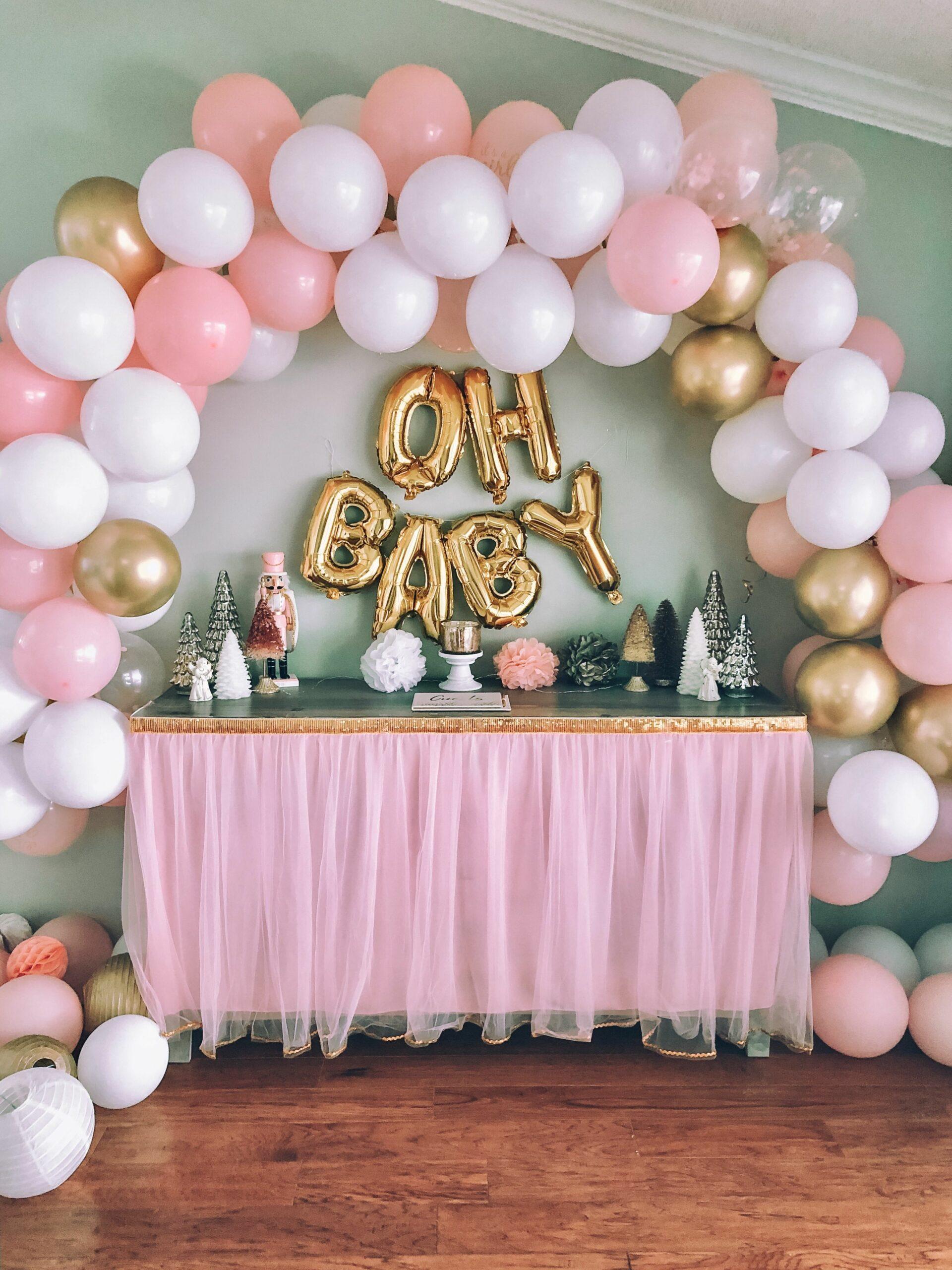 Organisation baby shower bordeaux