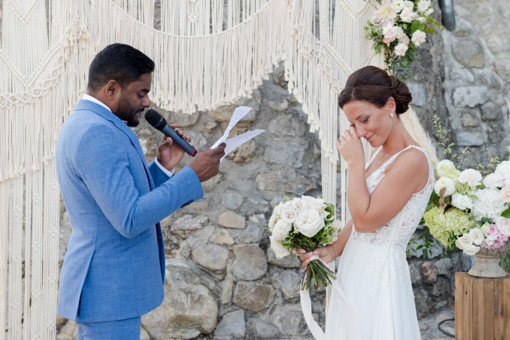 arche en macrame ceremonie ardeche  wedding planner d day organisation mariage