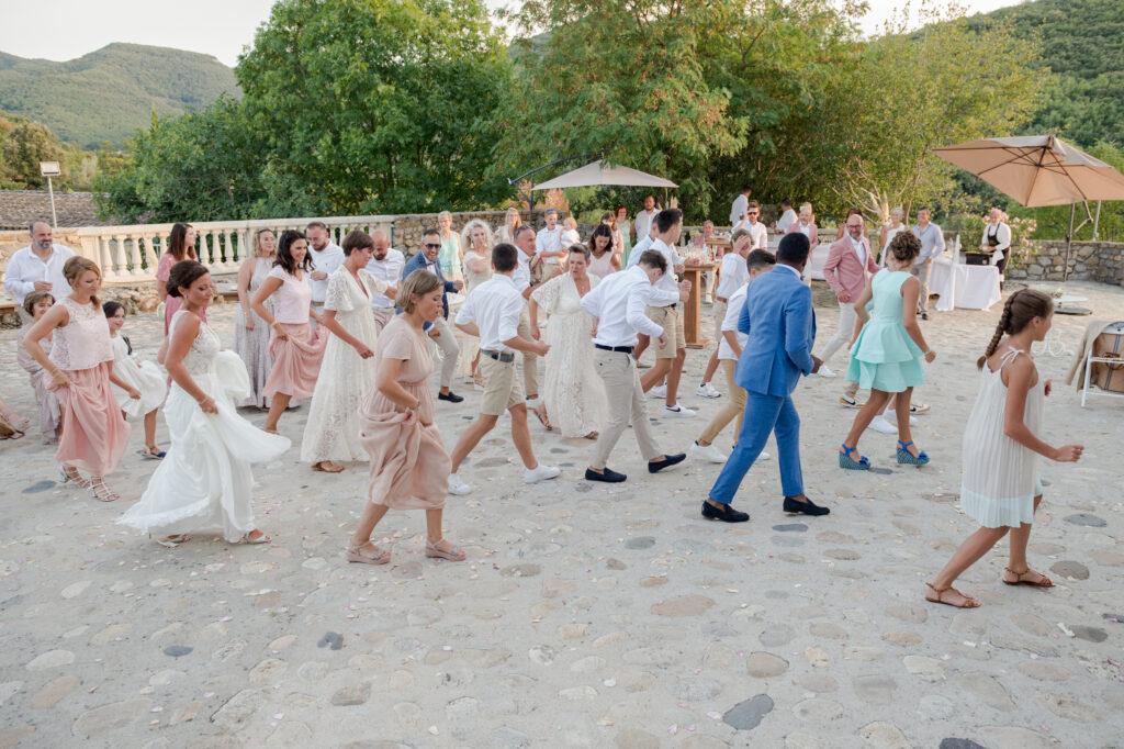 challenge jerusalema ardeche  wedding planner d day organisation mariage