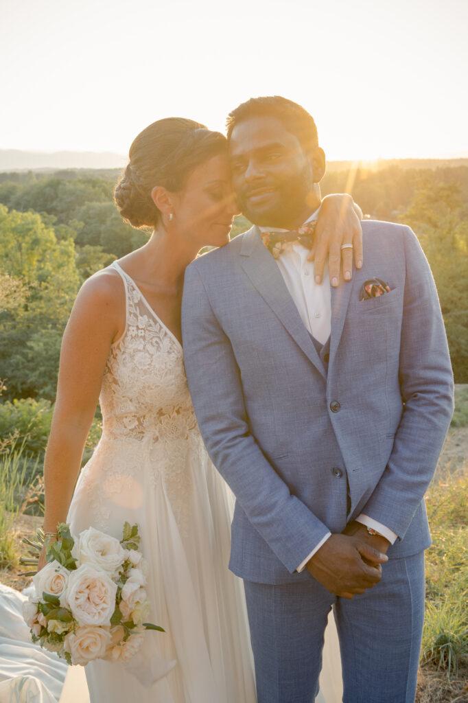 mariage ardèche gold hour ardèche wedding planner d day organisation mariage