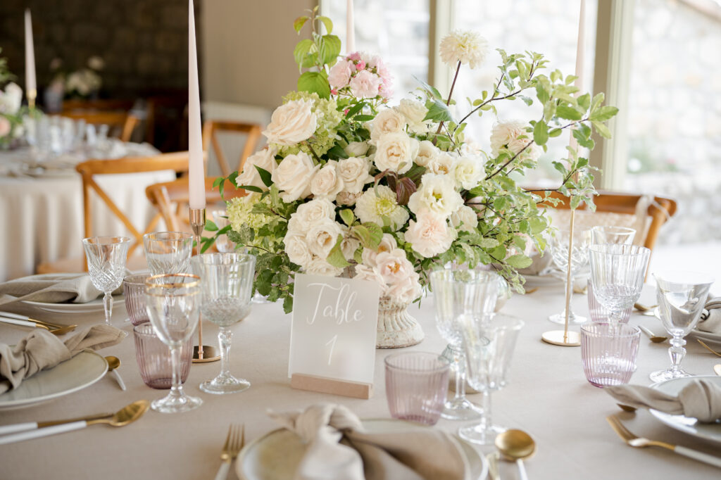 centre de table boheme ardèche wedding planner d day organisation mariage