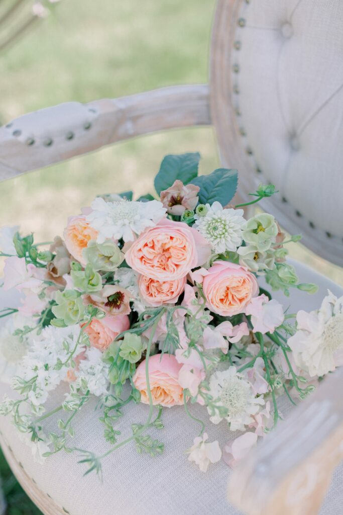 mariage rose blush pink wedding planner rennes