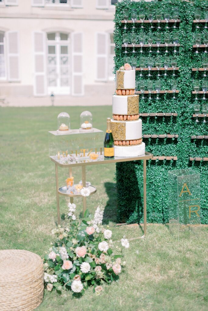 bar a champagne wedding planner vannes