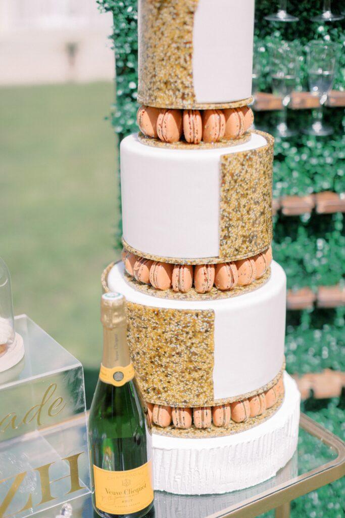 wedding cake mariage bretagne vannes