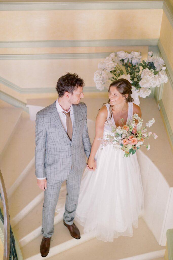 mariage rose et blanc mariage vannes organisation de mariage