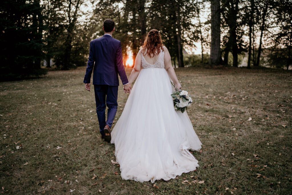 photo couche de soleil mariage wedding planner lyon organisation mariage beaujolais