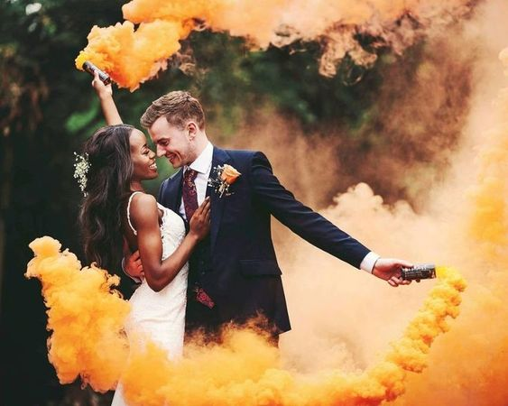 stage wedding planner mariés