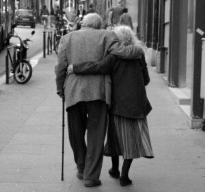 renouvellement de voeux pour les 60 ans de mariage