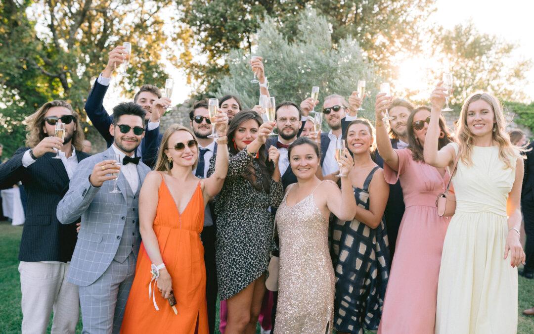 Quelle tenue de mariage en tant qu'invité ?